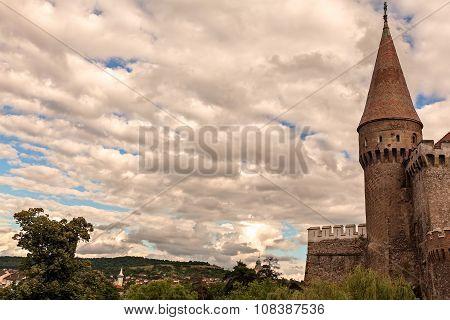 Corvin Castle, Medieval Castle In Transylvania