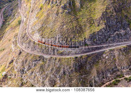 Touristic Train Trip