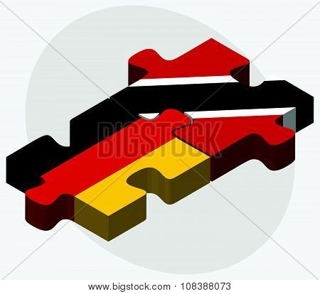 Germany And Trinidad And Tobago