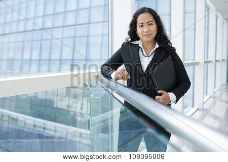 Indonesian business lady