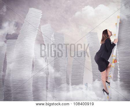 Climb the bureaucracy
