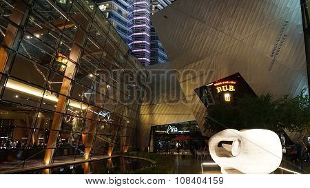 The Aria Resort and Casino in Las Vegas