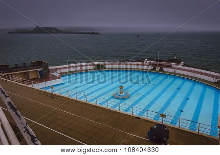 Tinside Lido in Plymouth
