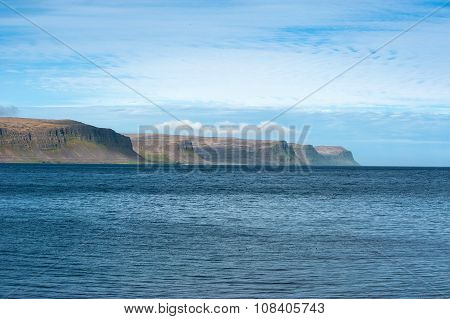 Patreksfjordur, Westfjords, Iceland