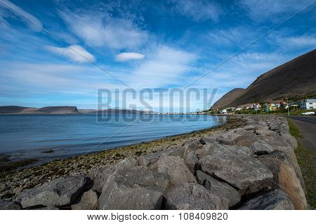 Patrekfjordur Town
