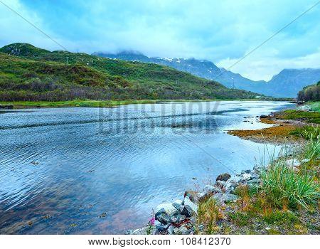 Lofoten Summer View (norway).