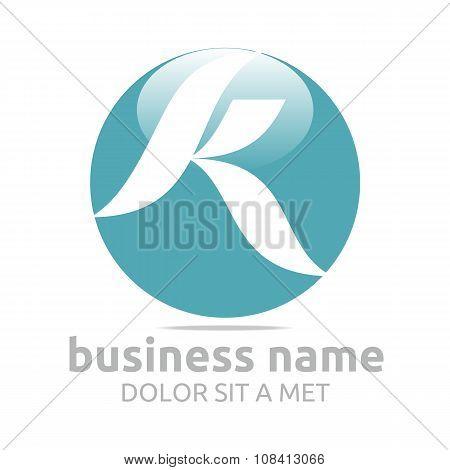 Design Logo Lettering K