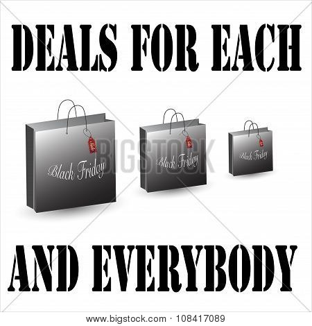 Black Friday Deals For Each And Everybody