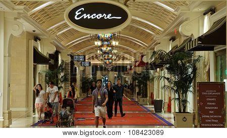 Encore in Las Vegas, Nevada