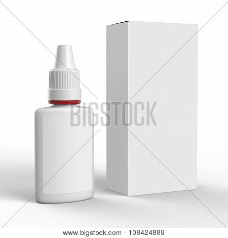 Nasal Spray Package