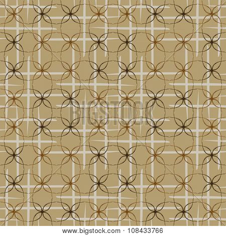 Abstract Decorative Grille