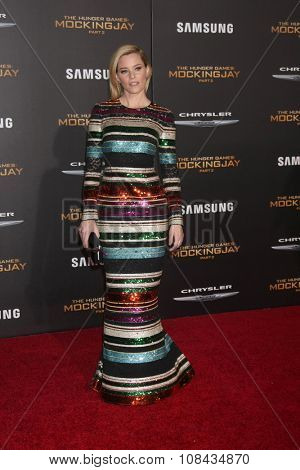 LOS ANGELES - NOV 16:  Elizabeth Banks at the