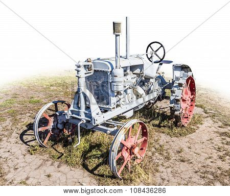 Old Disused Tractor