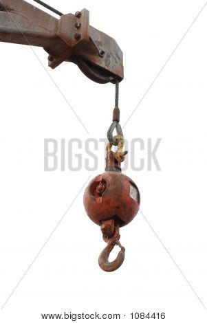 Crane Hook (#40)