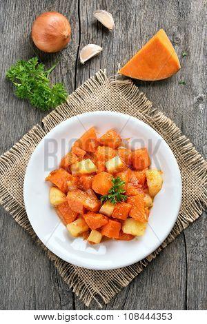 Vegetables Ragout