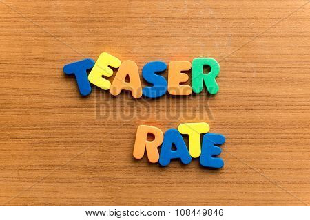 Teaser Rate
