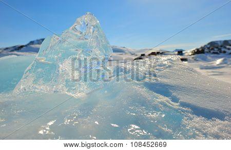 Crystal Clear Ice