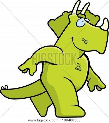 Dinosaur Walking
