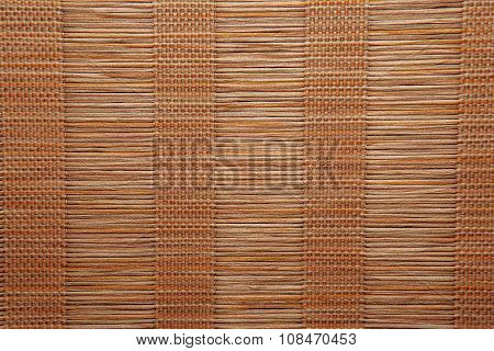Bamboo Blind Curtain Background