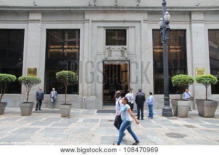 Stock Exchange In Brazil