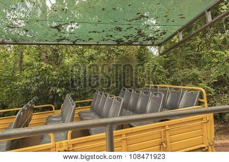 Trip To Jungle At Iguazu Park