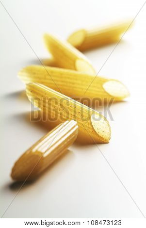 Pasta Of Whole Wheat Flour