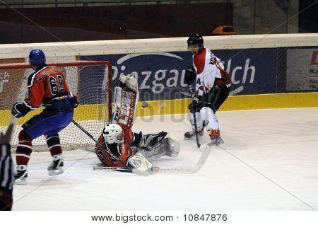 Sv Schuettdorf Vs. Devils Salzburg