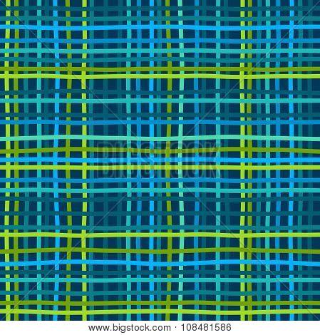 Burlap Sack Fabric Canvas Linen Flax Scrim Cloth Textile Material Texture Background, Vector Illustr