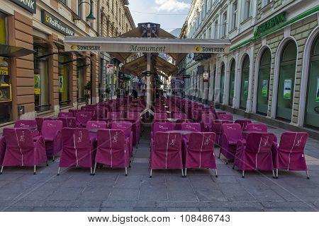 Sarajevo Pedestrian Zone