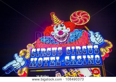 Las Vegas , Circus Circus