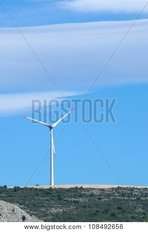 Alternative Energy - Wind Turbine