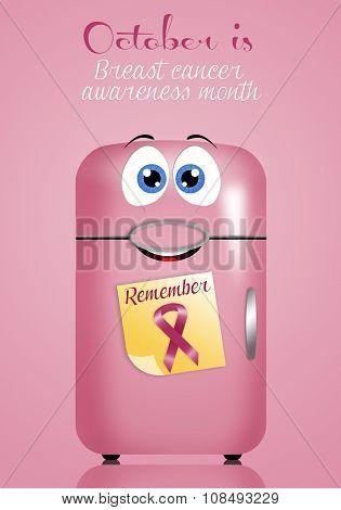 Fridge for Breast Cancer Prevention