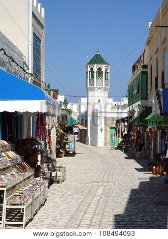Street In Tunis