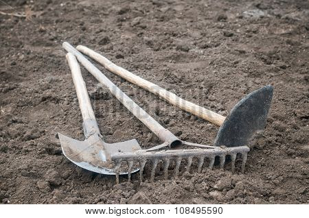 Tools Of The Garden