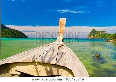Sea Trip Lagoon Landscape