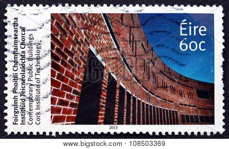 Postage Stamp Ireland 2013 Cork Institute Of Technology