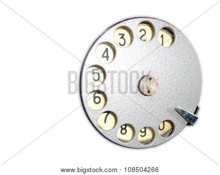 Disc telephone