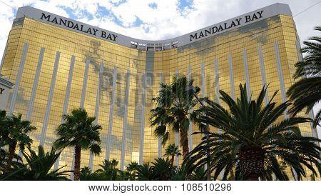 Mandalay Bay Hotel and Casino in Las Vegas