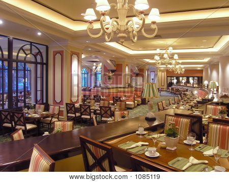 Luxury Hotel Restaurant 3