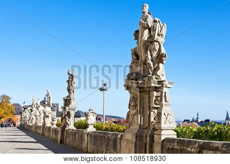 St. Francis Boghy Jesuit college Kutna Hora Czech republic Europe