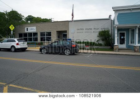 Harbor Springs Post Office