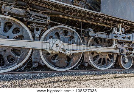 Wheels On A Locomotive
