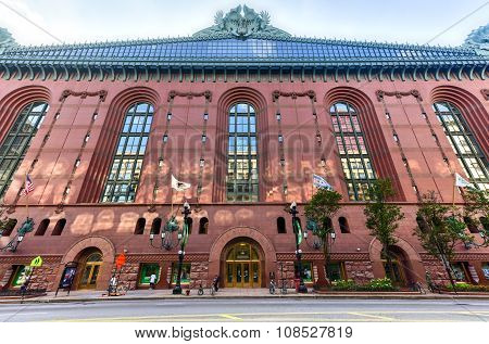 Harold Washington Library Center - Chicago
