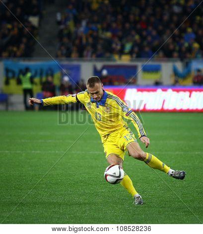 Vyacheslav Shevchuk Of Ukraine
