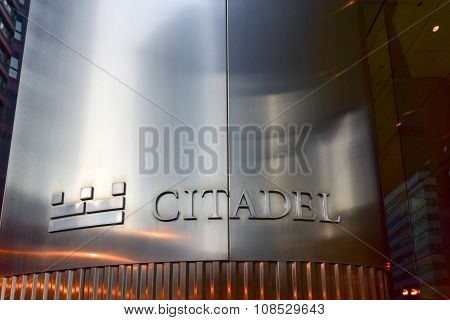 Citadel Headquarters Chicago