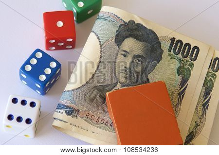 Japanese Yen and Dice