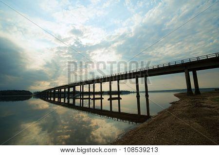 Large Road Bridge