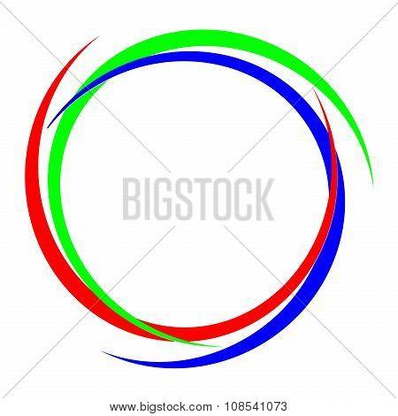 Circular Rgb Logo