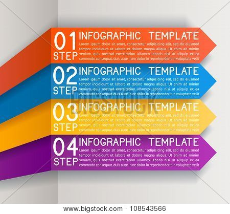 Business Template Four Steps