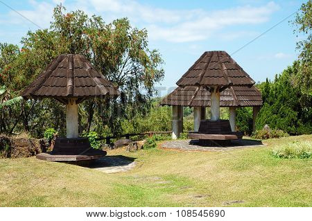 Tagaytay Highlands Pavilion in Cavite, Philippines